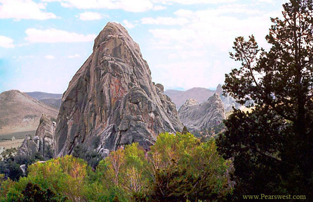 City of Rocks has rock climbing , hiking , 